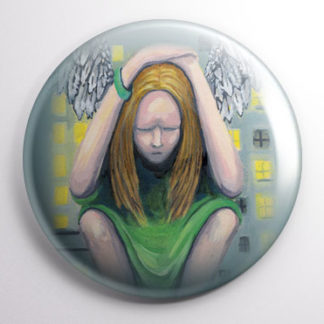 Fallen Angel Button