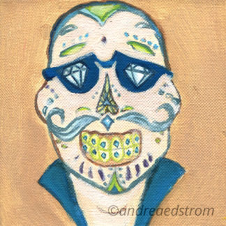 Day of the Dead Series, No. 2